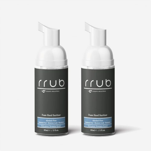 foam hand sanitizer x2